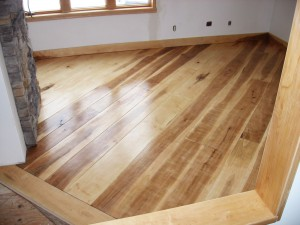 A Wide Plank Floor From Cutting Trees To Installation Johnny D Blog