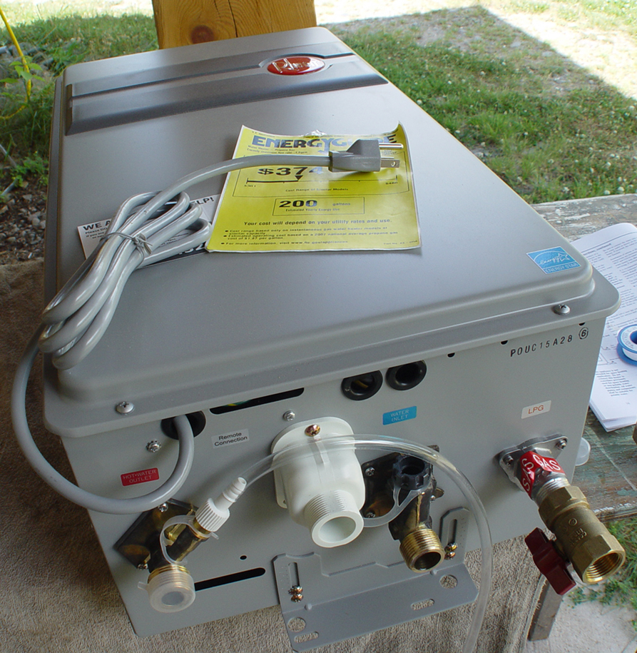 Buying And Installing A Tankless Hot Water Heater