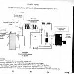 Biasi wood boiler piping schematic.