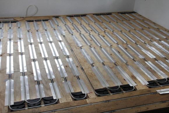 Solid Hardwood Flooring Over Radiant Heat Johnny D Blog